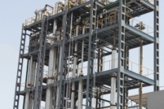 Continuous Distillation/Solvent Recovery plant