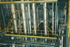 Multiple Effect Evaporation plant