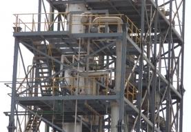 Continuous High Vacuum Distillation plant