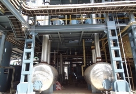 Batch High Vacuum Distillation Plant